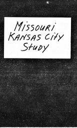 Missouri, 1921-1949