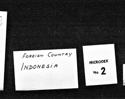 Indonesia, Iran, Italy and Jordan YWCA of the U.S.A. records, Record Group 11. Microfilmed central files