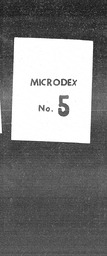 Anniversary YWCA of the U.S.A. records, Record Group 11. Microfilmed headquarters files