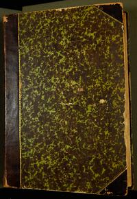 Scrapbook of Elizabeth Crocker Lawrence