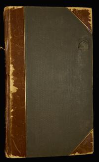 Diary of Elizabeth Crocker Lawrence
