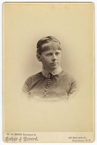 Photograph of Elizabeth Crocker Lawrence