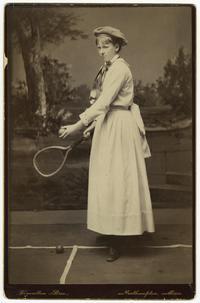 Photograph of Elizabeth Crocker Lawrence