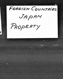Japan YWCA of the U.S.A. records, Record Group 11. Microfilmed central files