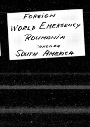 World Emergency YWCA of the U.S.A. records, Record Group 11. Microfilmed headquarters files