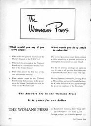 Womans Press