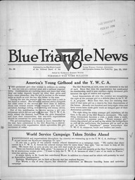 Blue triangle news