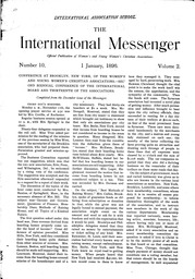 International messenger