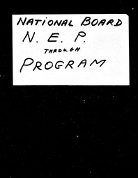 National Board YWCA of the U.S.A. records, Record Group 11. Microfilmed central files