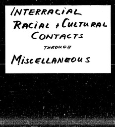 Interracial YWCA of the U.S.A. records, Record Group 11. Microfilmed headquarters files