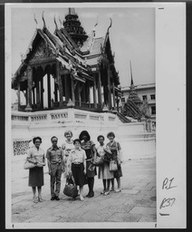International Division: Asian study seminar YWCA of the U.S.A. photographic records
