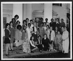 "International Division: International consultation ""Women-A Power for Change"" YWCA of the U.S.A. photographic records"