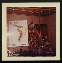 International Division: Latin America/U.S.A. Project YWCA of the U.S.A. photographic records