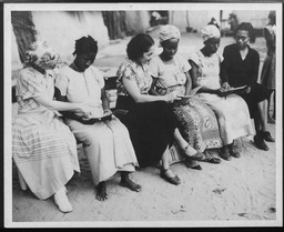 Africa YWCA of the U.S.A. photographic records