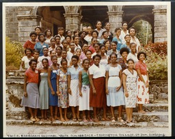 Barbados YWCA of the U.S.A. photographic records