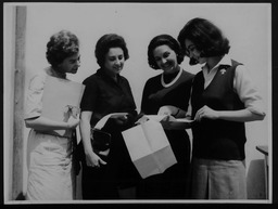 Brazil: Conferences YWCA of the U.S.A. photographic records
