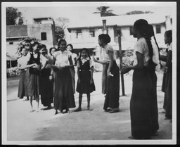 Burma YWCA of the U.S.A. photographic records