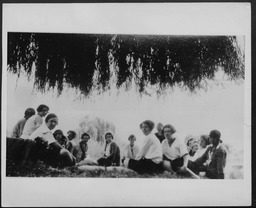 Chile: Camping YWCA of the U.S.A. photographic records
