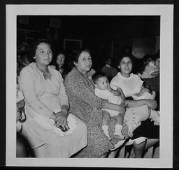 Chile: Mothers' Club YWCA of the U.S.A. photographic records
