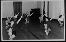 Chile: Physical education and recreation YWCA of the U.S.A. photographic records