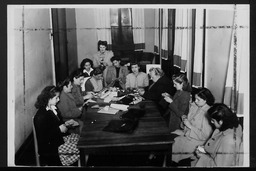 Chile: Program YWCA of the U.S.A. photographic records
