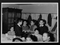 Chile: Y-Teens YWCA of the U.S.A. photographic records