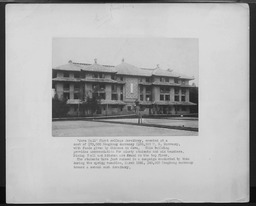 China: Buildings YWCA of the U.S.A. photographic records