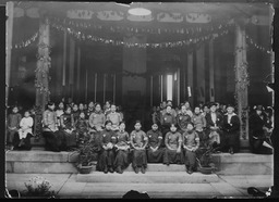 China: Celebrations, ceremonies and pageants YWCA of the U.S.A. photographic records