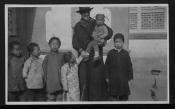 China: Children YWCA of the U.S.A. photographic records