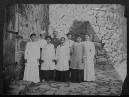 China: Conferences YWCA of the U.S.A. photographic records