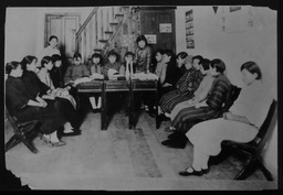 China: Education and recreation YWCA of the U.S.A. photographic records