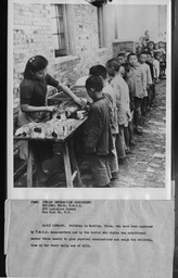 China: Health and nutrition YWCA of the U.S.A. photographic records
