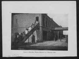 China: Industrial YWCA of the U.S.A. photographic records