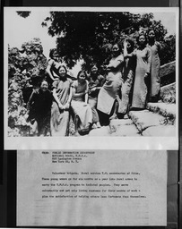 China: Rural work YWCA of the U.S.A. records, Record Group 9. Photographs