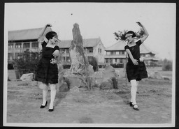 China: Snapshots from Ella Bennett YWCA of the U.S.A. photographic records