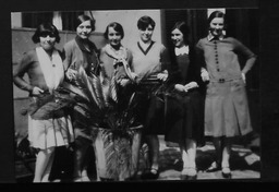 Cuba YWCA of the U.S.A. photographic records