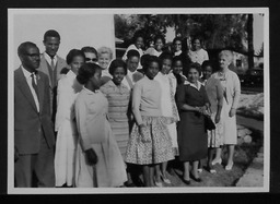 Ethiopia: General YWCA of the U.S.A. photographic records
