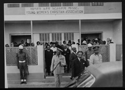 Ethiopia: Opening of the Asmara YWCA YWCA of the U.S.A. photographic records