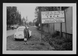 Ethiopia: Vocational training YWCA of the U.S.A. photographic records