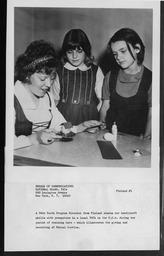 Finland YWCA of the U.S.A. photographic records