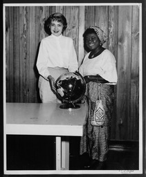 Ghana YWCA of the U.S.A. photographic records