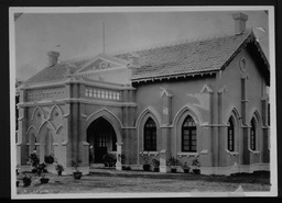 India: Buildings YWCA of the U.S.A. photographic records