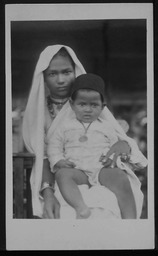 India: Children YWCA of the U.S.A. photographic records