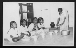 India: Girls Town YWCA of the U.S.A. photographic records