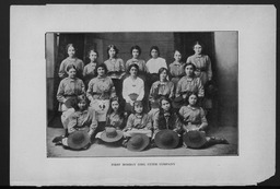 India: Groups and conferences YWCA of the U.S.A. photographic records