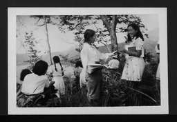 Japan: Camping YWCA of the U.S.A. photographic records