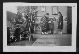 Japan: Celebrations, ceremonies and pageants YWCA of the U.S.A. photographic records