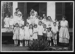 Japan: Children YWCA of the U.S.A. photographic records