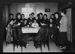 Japan: Classes YWCA of the U.S.A. photographic records