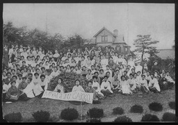Japan: Conferences YWCA of the U.S.A. photographic records